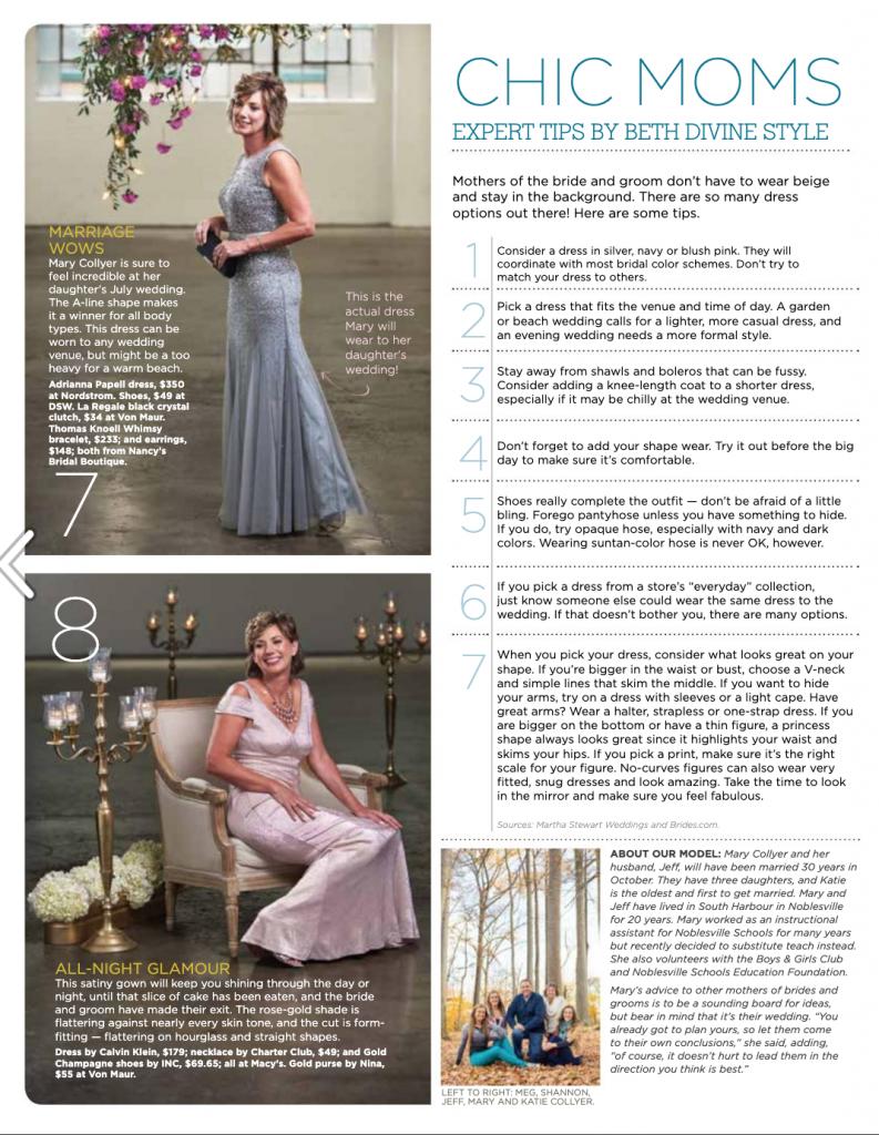 Beth Divine's Wedding Styling tips